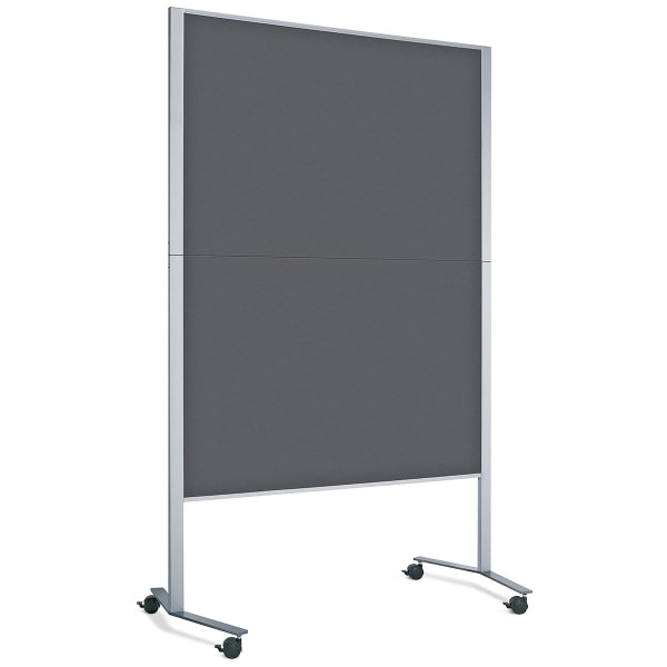 LW-11E Slide Pinboard: silver/anthracite