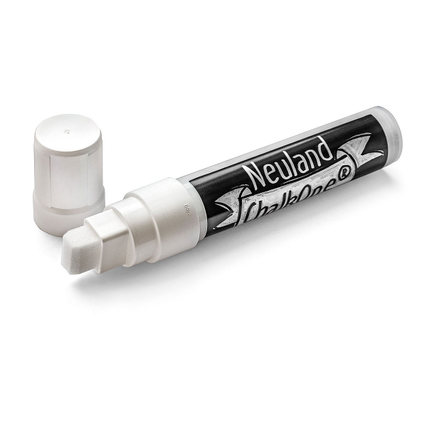 Neuland ChalkOne®, wedge nib 5-15 mm – single colors