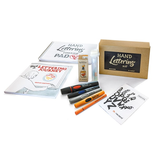 Handlettering Kit – Book Bundle