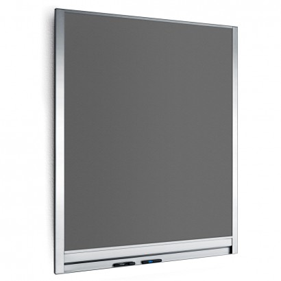 LW-P Wall Pinboard: 127,5 x 160 cm / 50.2 x 63 inches